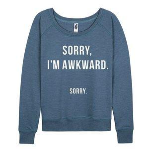 🤑 Last 1❗️5🌟 French Terry Graphic Sweatshirt